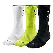 Nike Dri-FIT Fly Crew Socks 3 pack