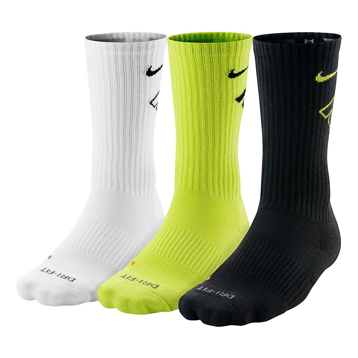 Nike�Dri-FIT Fly Crew Socks 3 pack