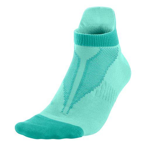 Nike Elite Lightweight No Show Socks - Artisan Teal L