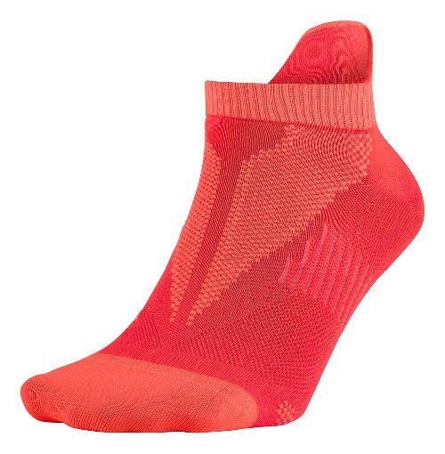 Nike Elite Lightweight No Show Socks - Crimson S