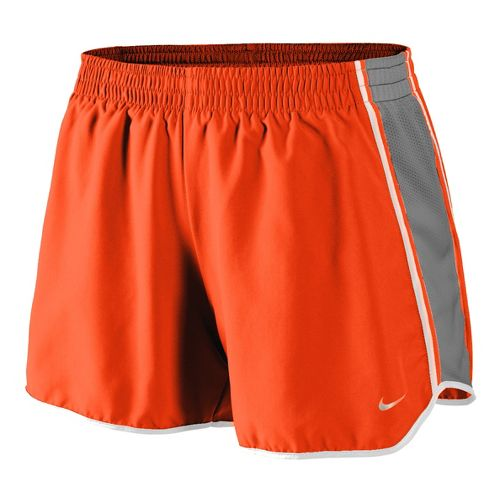 Womens Nike Pacer Lined Shorts - Crimson/Grey XL