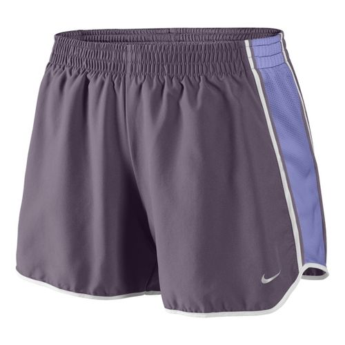 Womens Nike Pacer Lined Shorts - Plum/Violet L