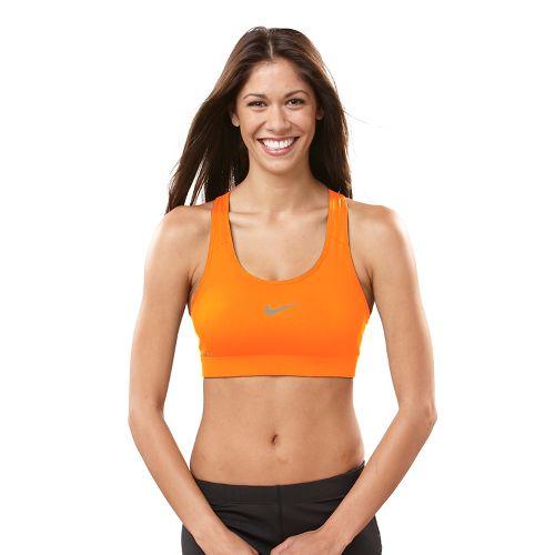 Womens Nike Pro Sports Bra - Citron S