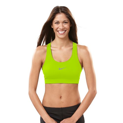 Womens Nike Pro Sports Bra - Volt XL