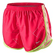 Womens Nike Printed Tempo Track Lined Shorts