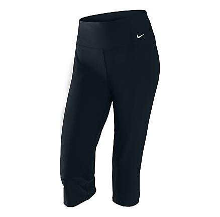 Womens Nike Legend Regular Capri Tights
