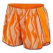 Womens Nike All Over Printed Pacer Lined Shorts