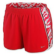 Womens Nike Side Panel Printed Pacer Lined Shorts