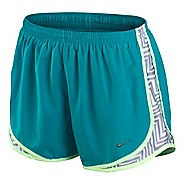 Womens Nike Printed Side Panel Tempo Lined Shorts