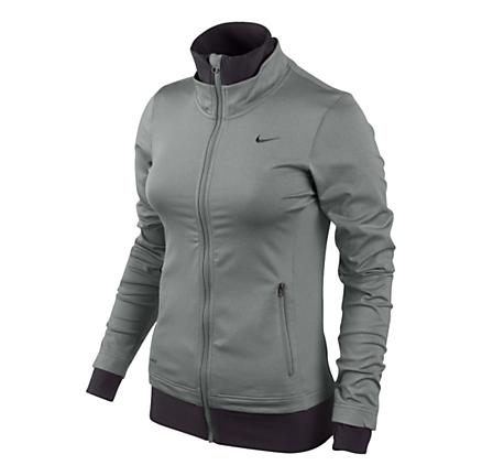 Womens Nike Poly Legend Warm-Up Unhooded Jackets
