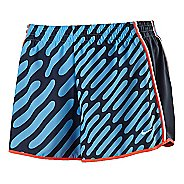 Womens Nike AOP Pacer Lined Shorts