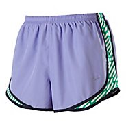 Womens Nike Side Panel Printed Tempo Lined Shorts
