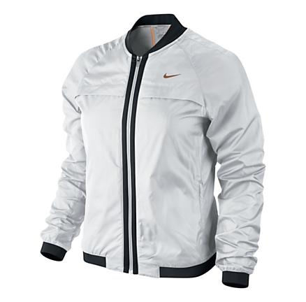 Womens Nike Bomber Warm-Up Unhooded Jackets