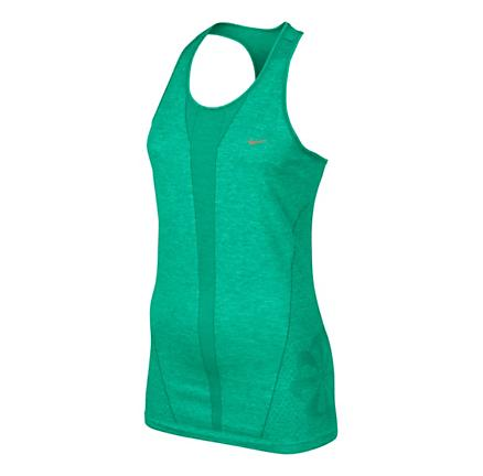 Womens Nike Seamless Tank Technical Tops