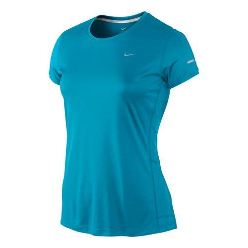 Women's Nike�Miler Short Sleeve Crew Top