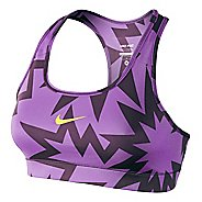 Womens Nike Printed Pro Sports Bra