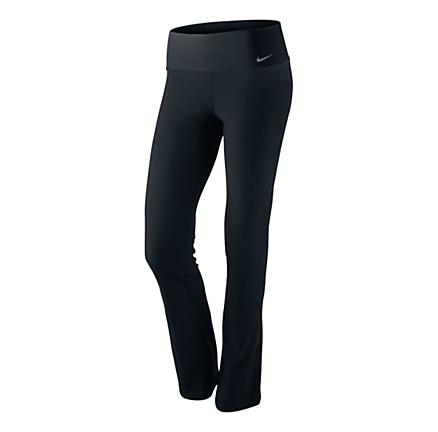 Womens Nike Legend 2.0 Slim Poly Bootleg Tights