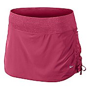Womens Nike Rival Stretch Woven Skort Fitness Skirts