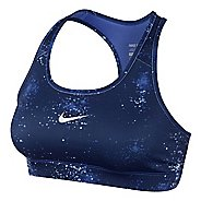 Womens Nike Pro Printed Sports Bra