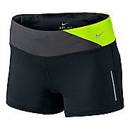 Womens Nike Epic Run Boy Fitted Shorts