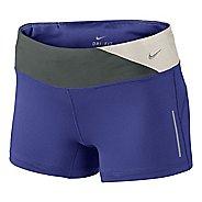 Womens Nike Epic Run Boy Fitted Shorts