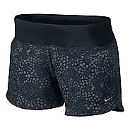 "Womens Nike Printed 4"" SW Rival Lined Shorts"