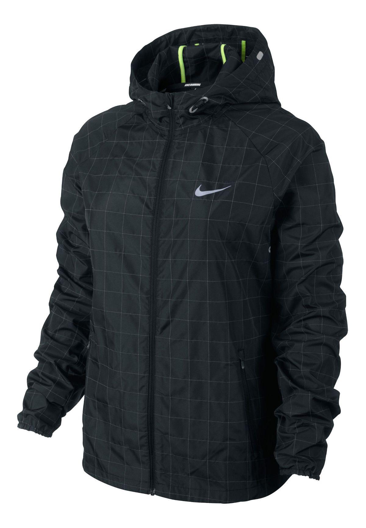 Nike track jacket women