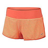 "Womens Nike Printed 2"" SW Rival Lined Shorts"