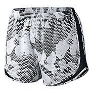 Womens Nike Printed Tempo Lined Shorts