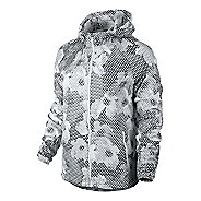 Womens Nike Printed Distance Running Jackets