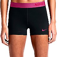 "Womens Nike Pro 3"" Fitted Shorts"