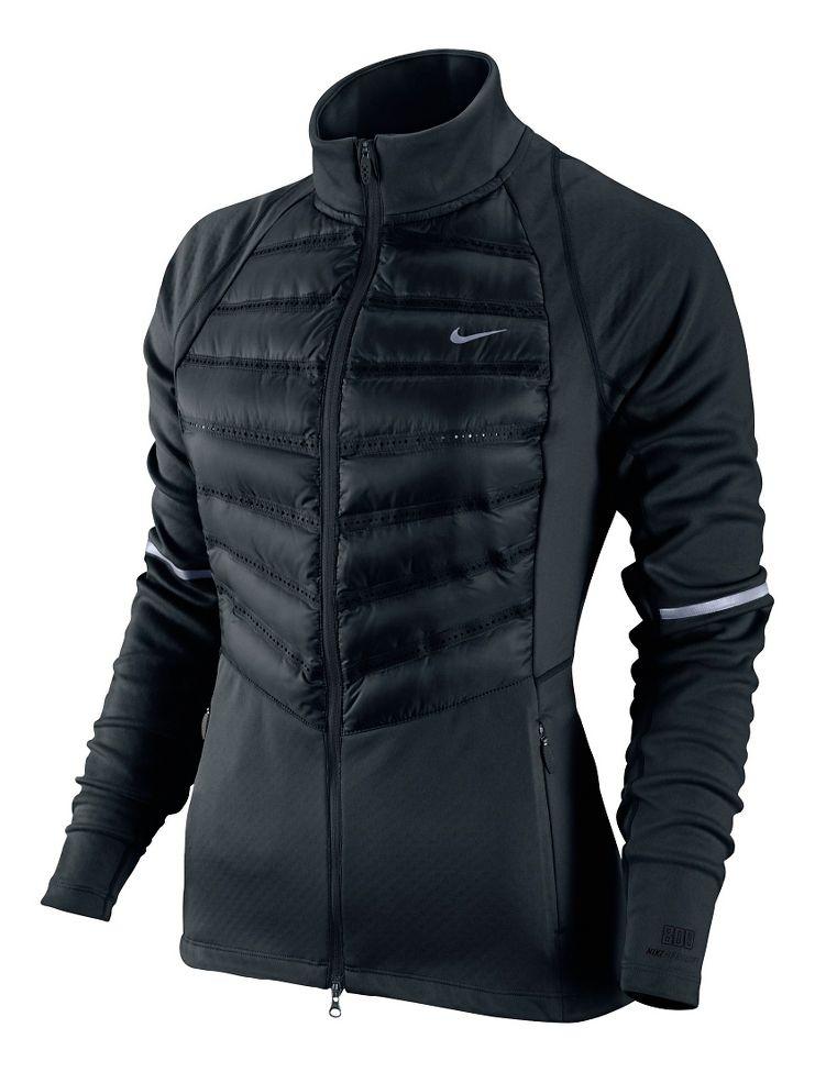 Nike Aeroloft Hybrid Running Jacket