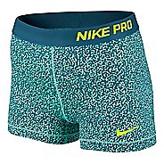 "Womens Nike Pro 3"" Mezzo Fitted Shorts"