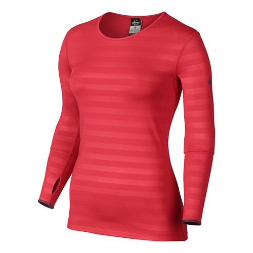 Women's Nike�Pro Hyperwarm Embossed Crew