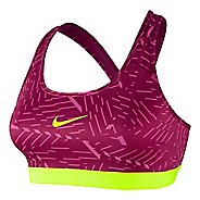 Womens Nike Pro Classic Bash Sports Bra