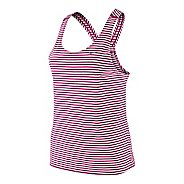 Womens Nike Tailwind Stripe Tank Technical Tops