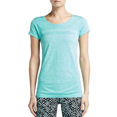 Women's Nike�Dri-Fit Knit Short Sleeve