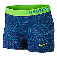 "Womens Nike Pro Bash 3"" Fitted Shorts"