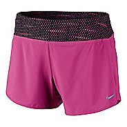 "Womens Nike 4"" Woven Rival Lined Shorts"