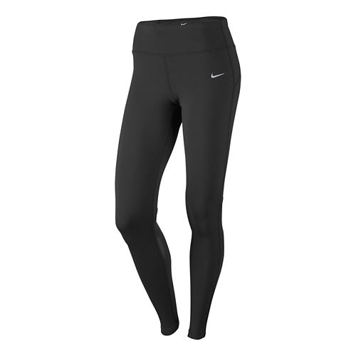 Womens Nike Epic Lux Fitted Tights - Black M