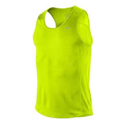 Mens Nike Miler Singlet Technical Tops
