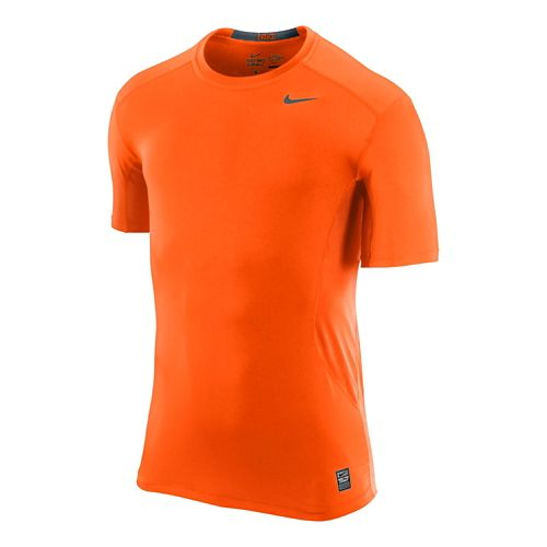Men's Nike�Pro Combat Fitted Short Sleeve Crew