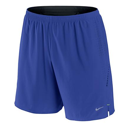 "Mens Nike 7"" Laser Perf 2-in-1 Shorts"