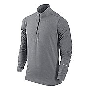 Mens Nike Element Long Sleeve 1/2 Zip Technical Tops