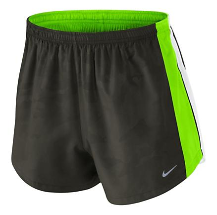 "Mens Nike 4"" Racing Splits Shorts"