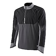 Mens Nike Sphere Dry Long Sleeve 1/2 Zip Technical Tops