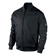 Mens Nike Bomber Warm-Up Unhooded Jackets