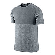Mens Nike Seamless Short Sleeve Technical Tops