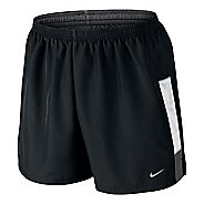 "Mens Nike 5"" Woven Reflective Lined Shorts"