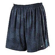 "Mens Nike 7"" SW Printed 2-in-1 Shorts"